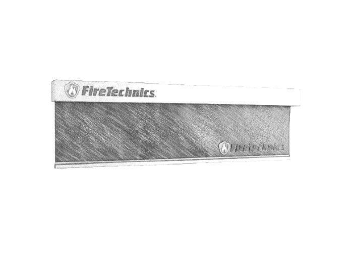 Дымозащитные шторы E 120