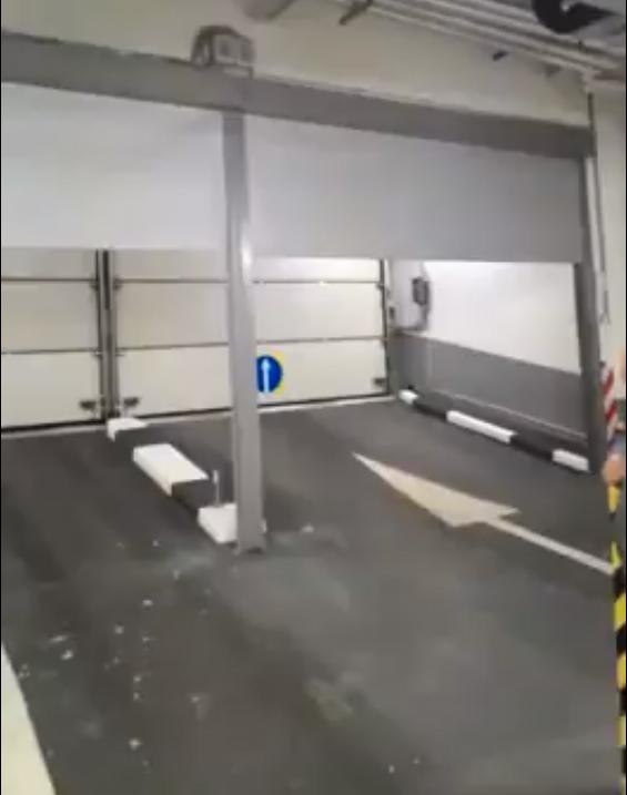 Штрабаг противопожарная штора FireShield EI 60