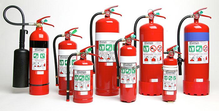 Краткое руководство по противопожарному оборудованию для организаций и предприятий