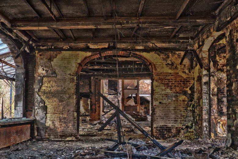 Ущерб от огня: какие испытания способно выдержать здание?