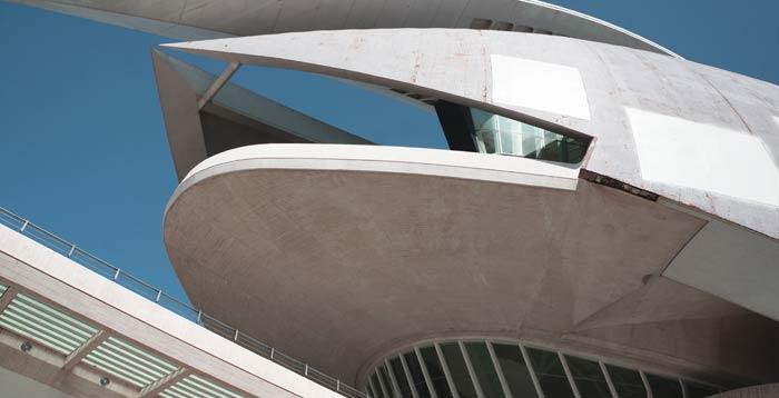 Противопожарные шторы в современной архитектуре